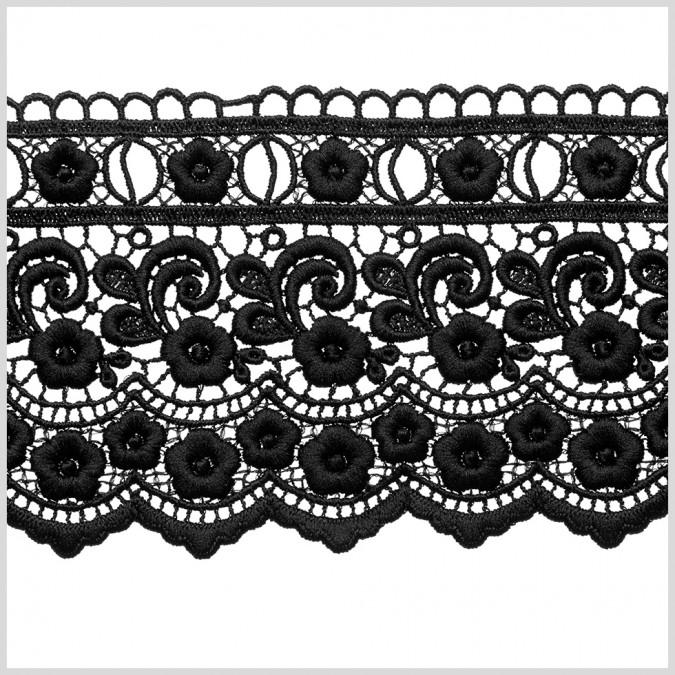 3 75 black floral venise lace 308501 11