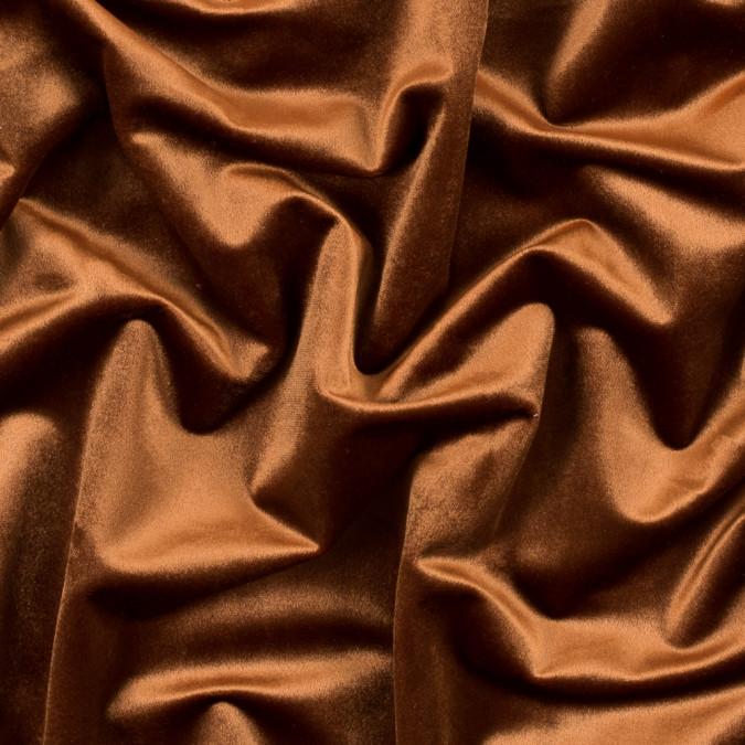 adobe brown polyester velvet 313324 11
