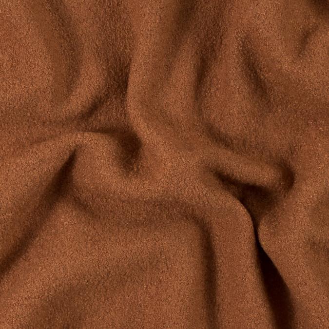 adobe brown solid boiled wool 313434 11