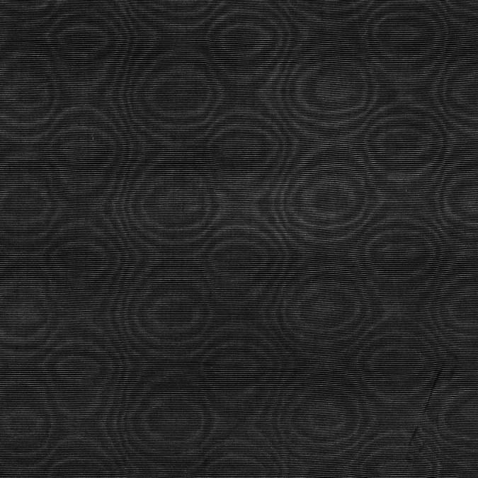 alexander wang italian black viscose moire 313674 11