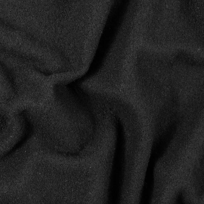 alice and olivia black boiled wool coating 315442 11