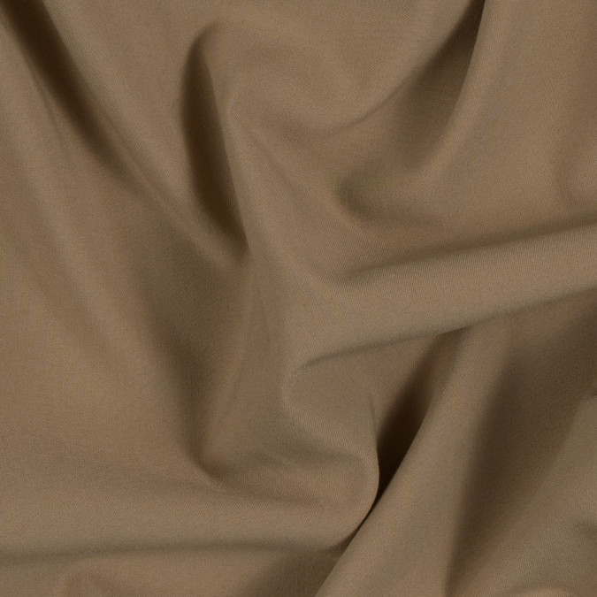 almond bluff stretch polyester twill 310777 11