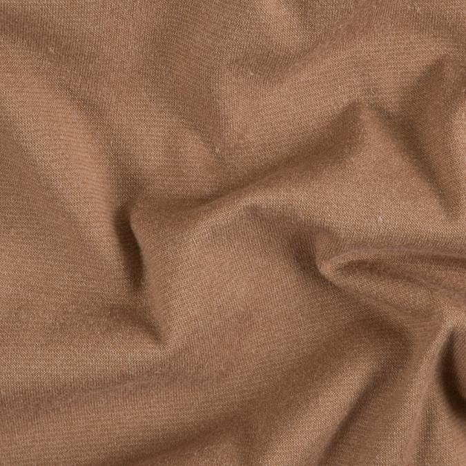 almond buff cotton polyester velour 309452 11
