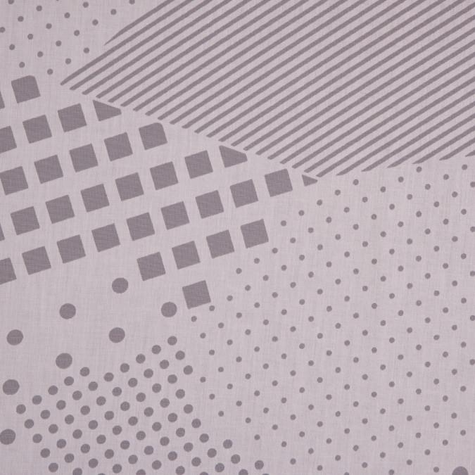 almost mauve geometric poly cotton burnout 309670 11