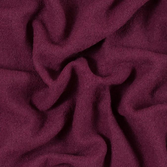 amaranth solid boiled wool 313437 11