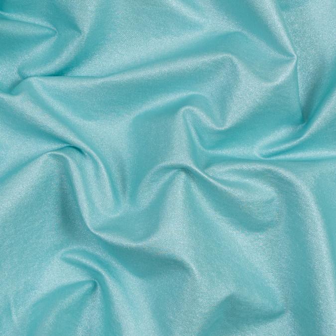 angel blue laminated stretch twill 317550 11
