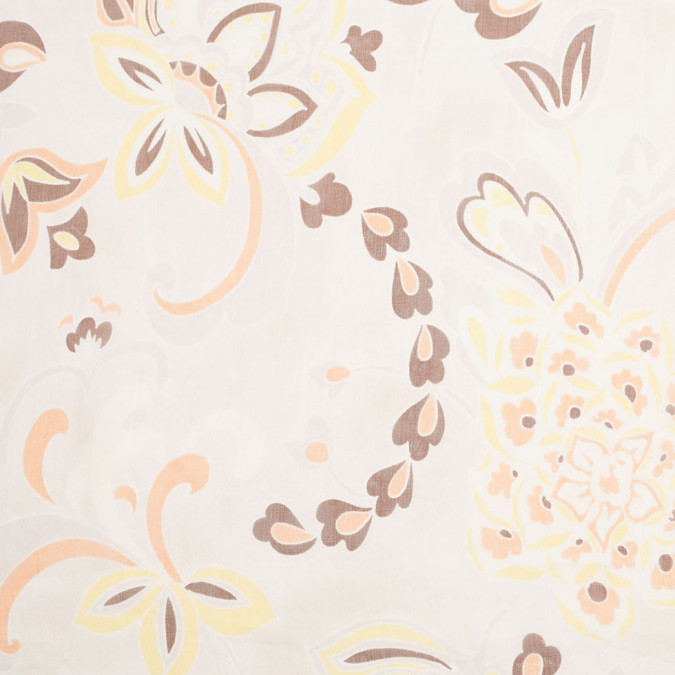 angora colored floral silk chiffon 307082 11