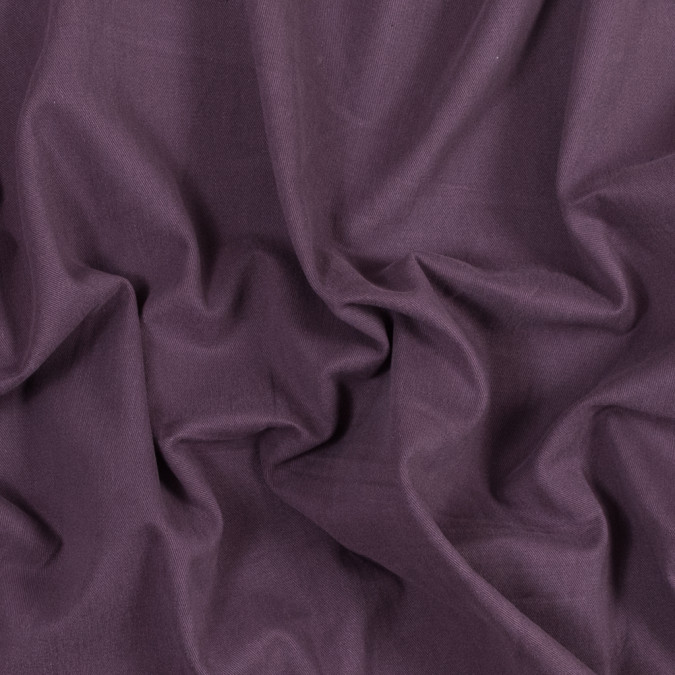 antique purple brushed cotton twill 318925 11