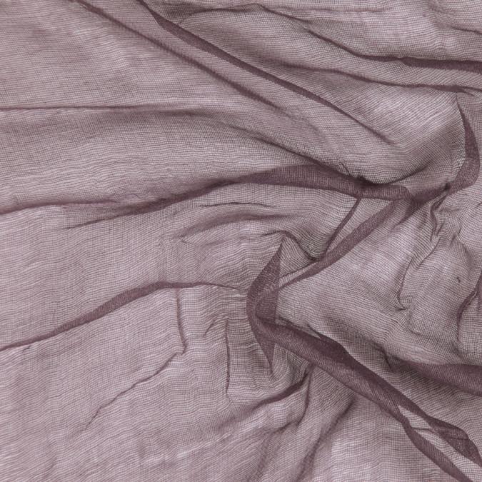 antique purple mesh like cotton gauze fc25132 11