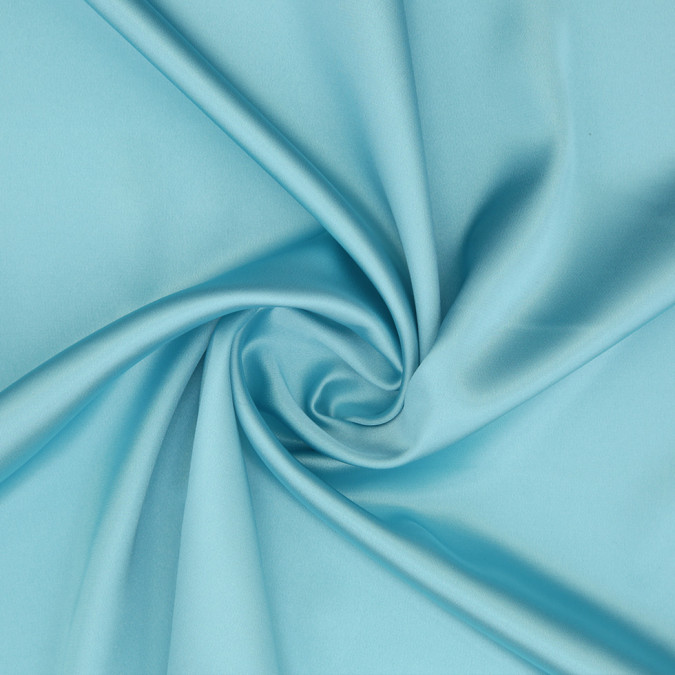aqua stretch polyester charmeuse 306636 11