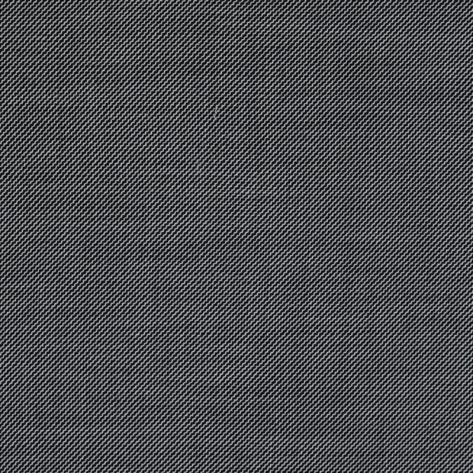 armani black and white sharkskin wool twill 314375 11