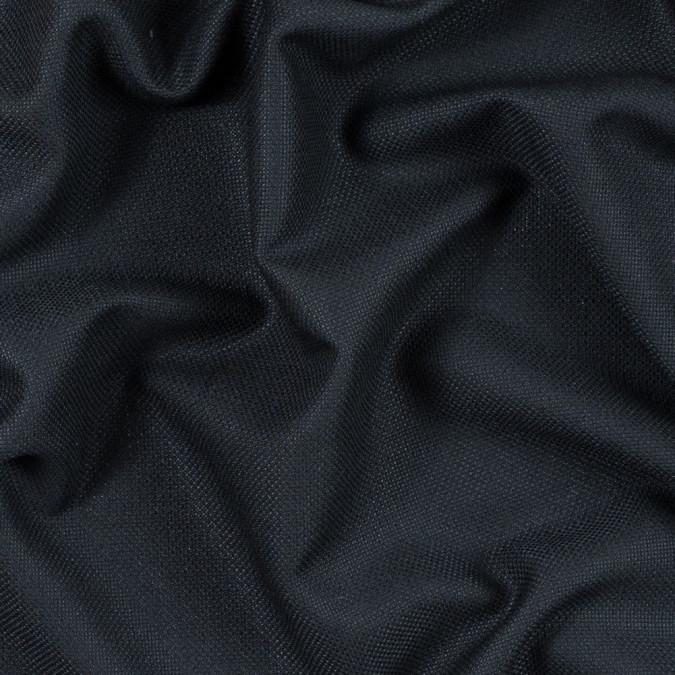 armani black lightweight worsted wool woven 314269 11