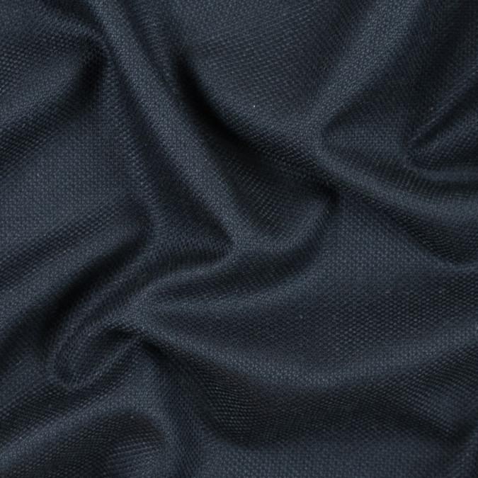 armani black wool basketwoven 314302 11