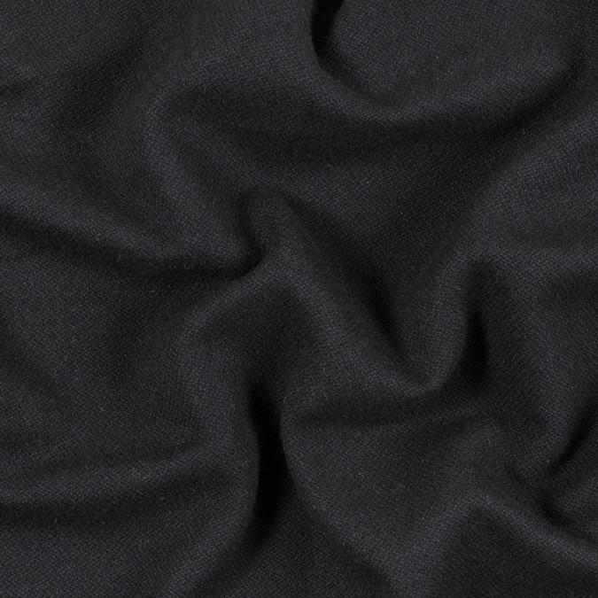 armani black wool coating 314287 11