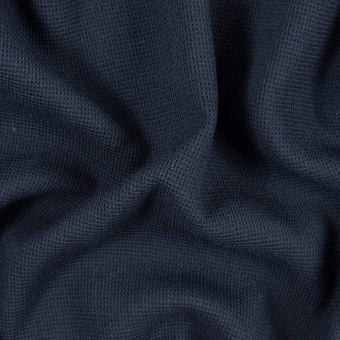 armani blue nights wool waffle woven 314426 11