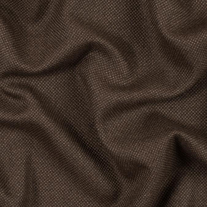armani dark earth basketwoven wool 314254 11