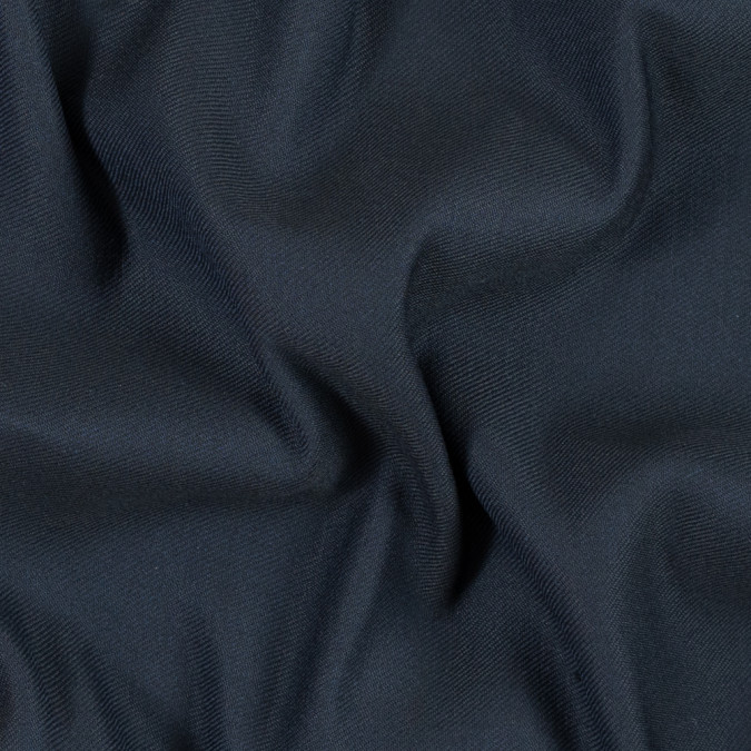 armani dark navy and black double faced wool twill 314298 11