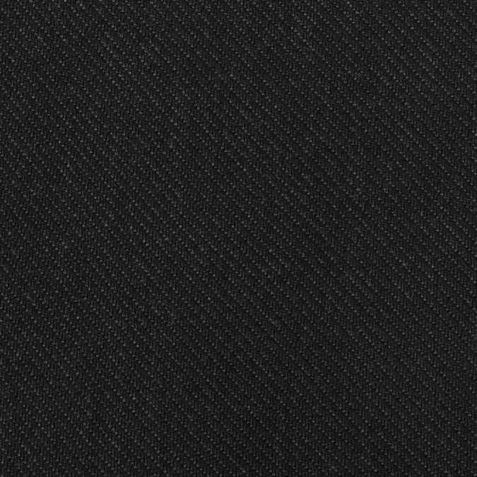 armani dark navy textural wool twill 314259 11