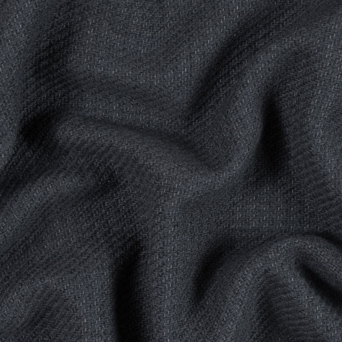 armani dark shadow brushed wool twill 314410 11