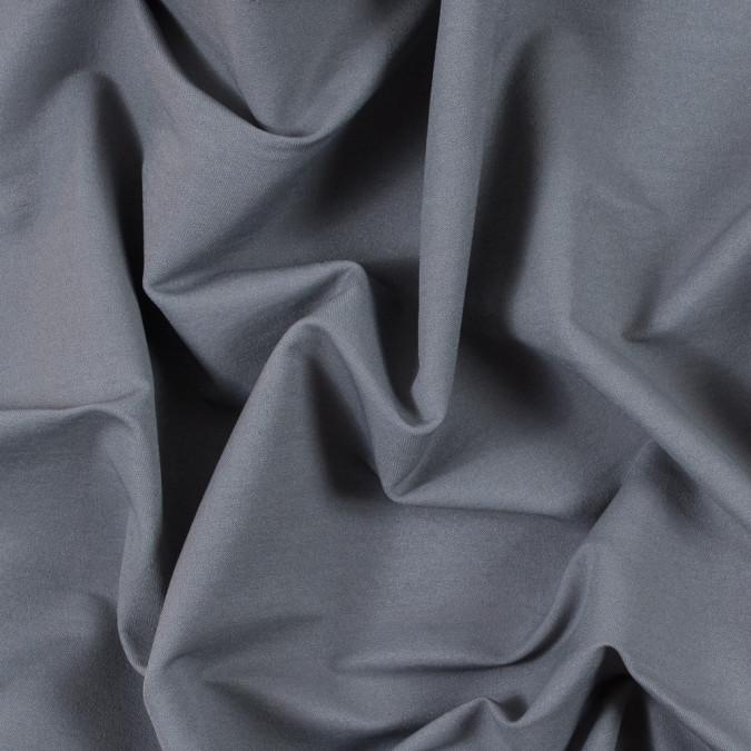 ash gray stretch cotton twill 315131 11