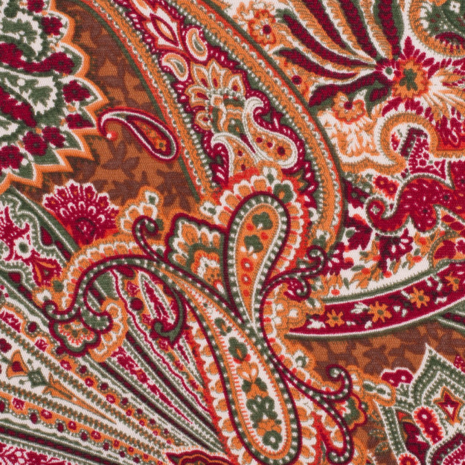 autumn paisley stretch mesh 303286 11