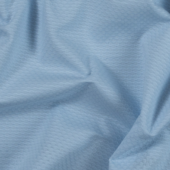 ballad blue cotton bullseye pique 314046 11
