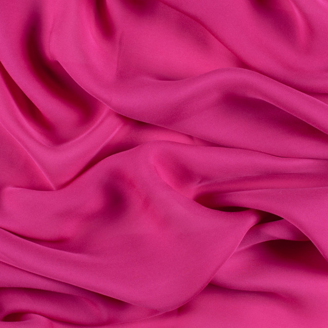beetroot silk double georgette pv6000 152 11