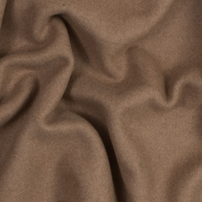 beige and tan wool double cloth 317645 11