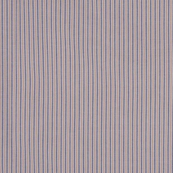 beige blue pencil striped stretch cotton suiting fc12962 11