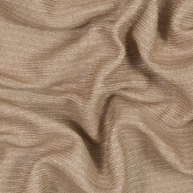 beige chevron striped raffia 318746 11