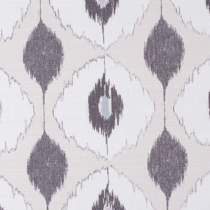 beige gray ikat upholstery canvas 115755 11