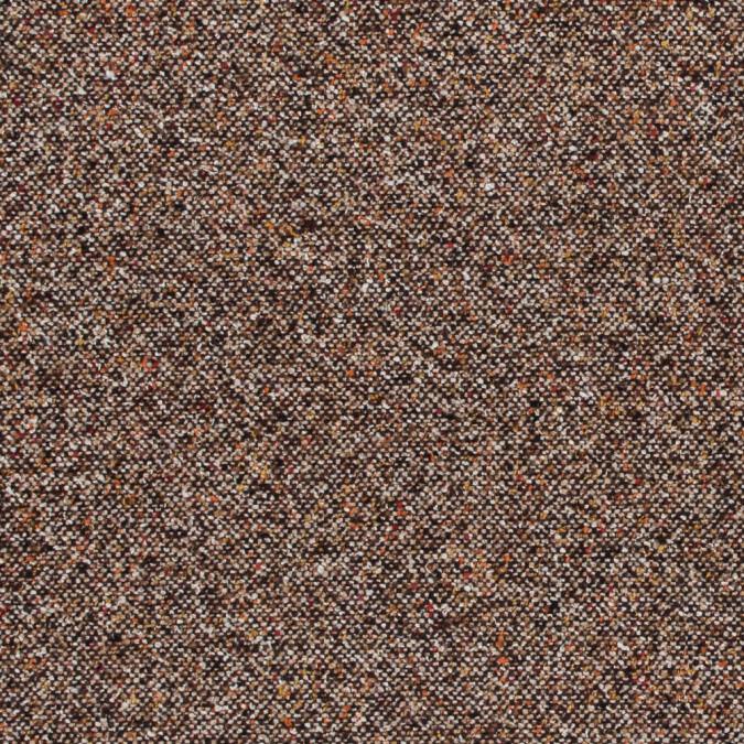 beige speckled wool tweed 318419 11