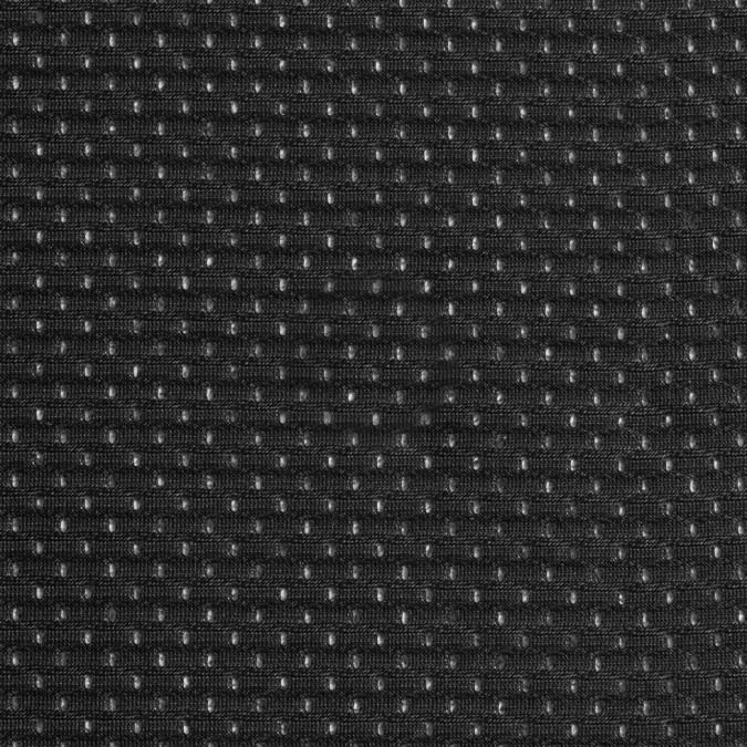 black 100 denier polyester athletic mesh 309001 11