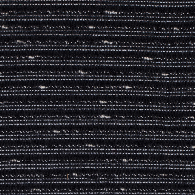 black and white striped novelty woven 312101 11