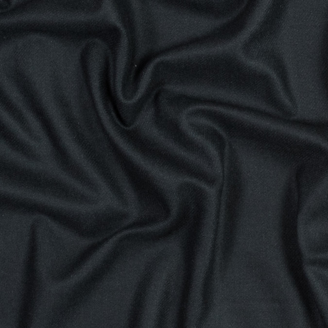 black blended wool twill 318204 11