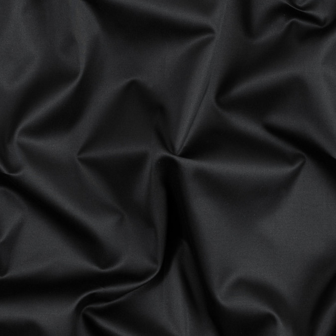 black cotton sateen 314148 11