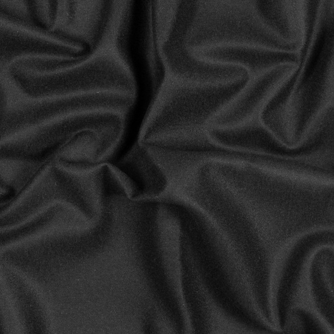 black felted wool coating 317934 11