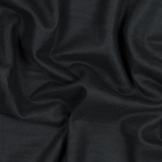 black felted wool coating 318194 11