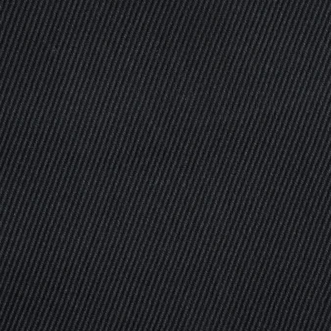 black fleece backed heavy wool twill 313978 11