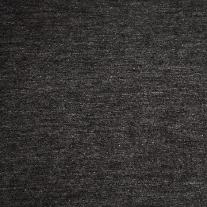 black heathered cotton jersey 305977 11