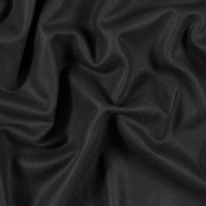 black luxurious wool coating 315207 11