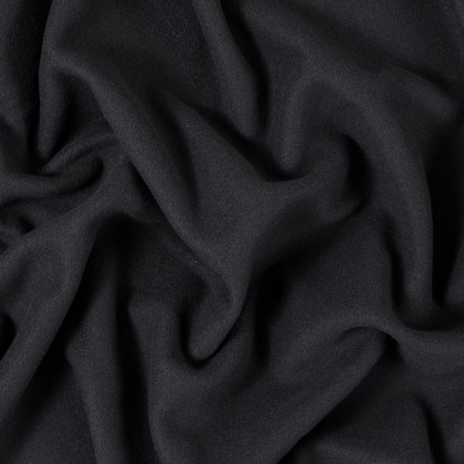 black medium weight micro fleece 312891 11