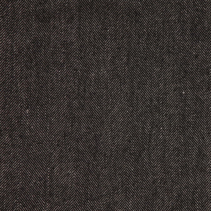 black natural herringbone coating fw26293 11