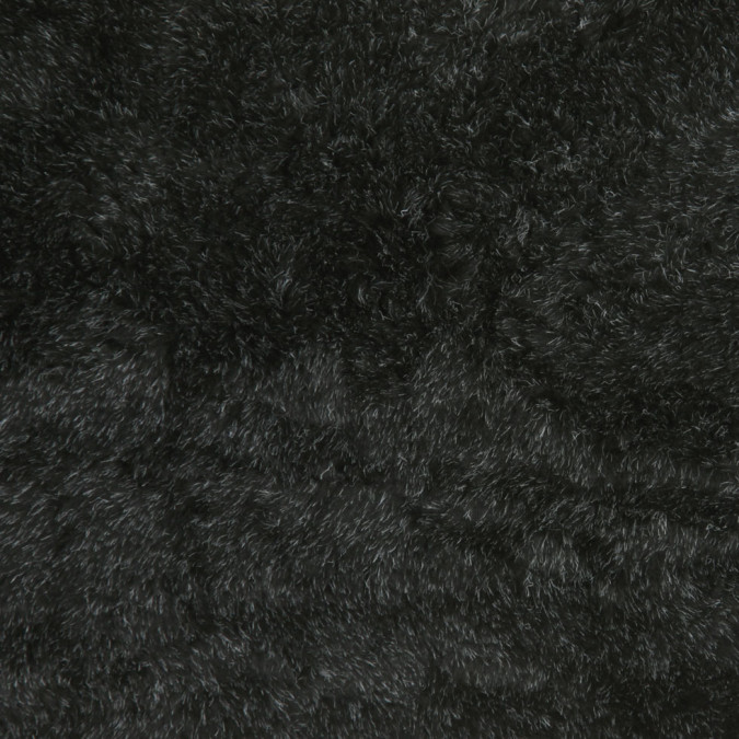 black pale gray solid faux fur fp22279 11