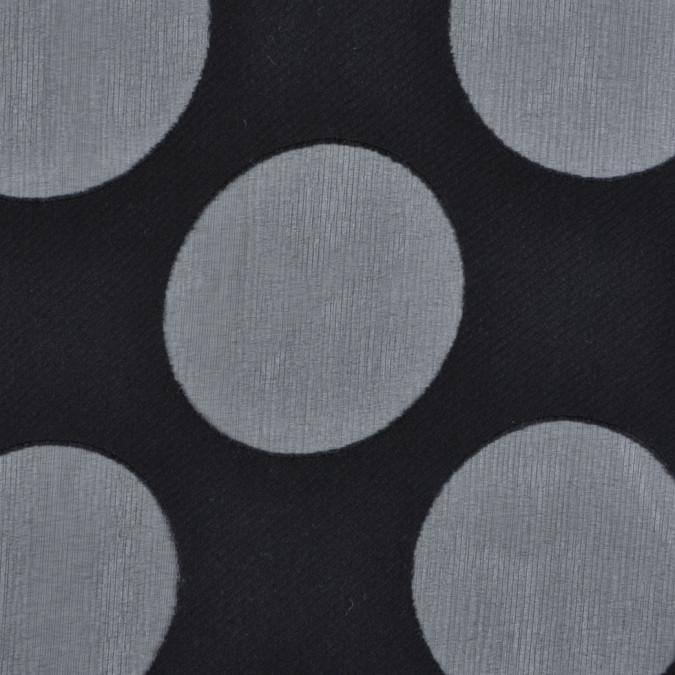 black polka dots burnout and lasercut fs12448 11