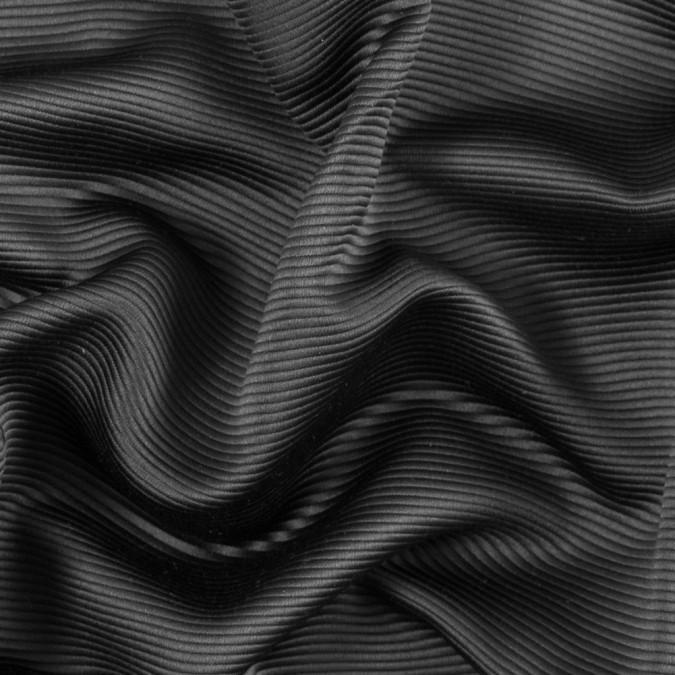 black polyester ottoman 314520 11