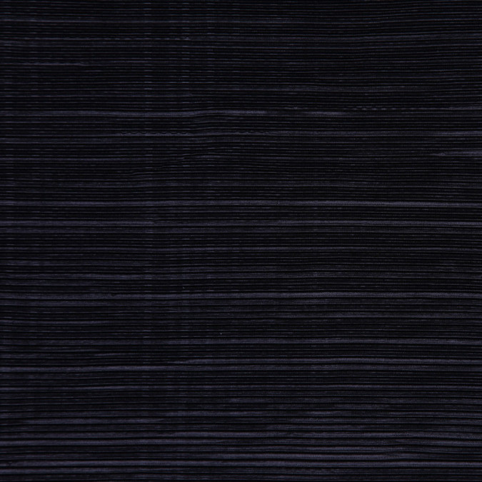 black polyester plisse fp18887 11