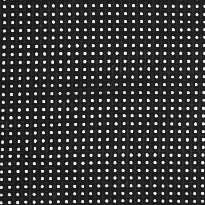 black rectangular embroidered cotton eyelet 318077 11