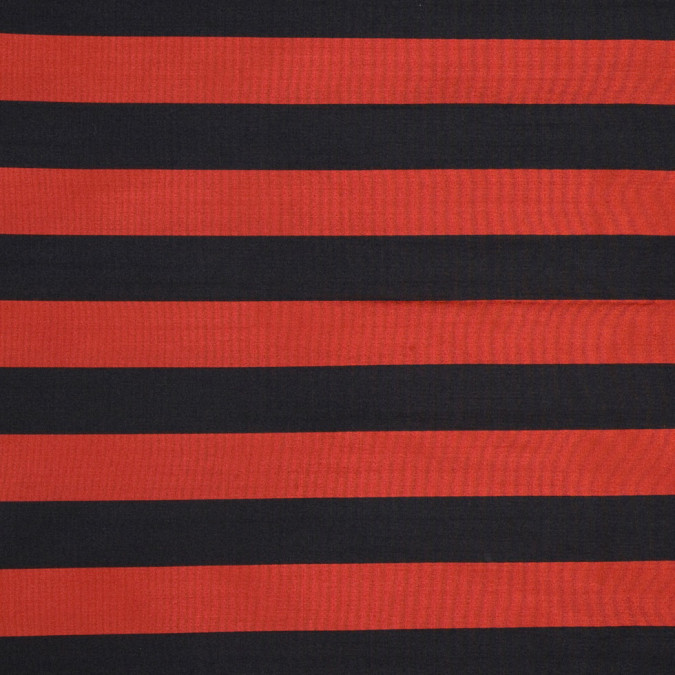 black red awning striped polyester taffeta fp18470 11