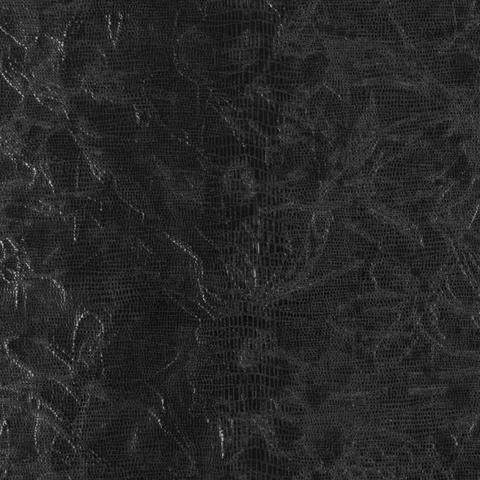 black reptile print over jacquard woven 307954 11
